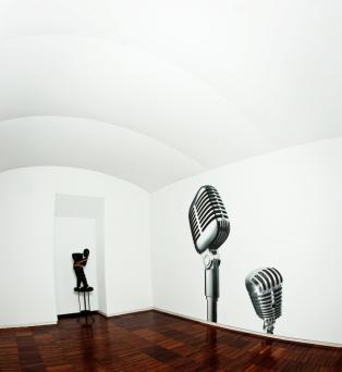 Akustické stěny